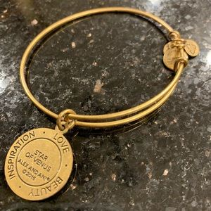 Alex and Ani bracelet - Star of Venus